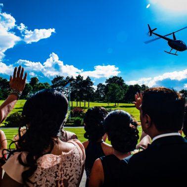 Asian wedding at Moor Park Mansion