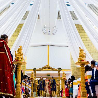 Kp Hall-hindu wedding-Harrow photographer