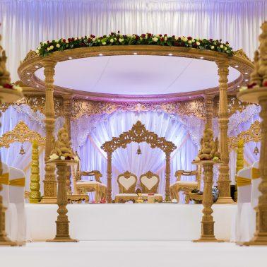 Rivaaj wedding mandap, wedding decor company