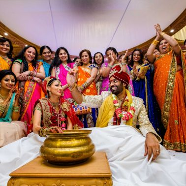 Hindu wedding photography by olivine studios