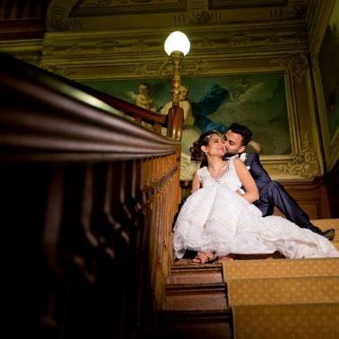 luxury wedding at Moor Park