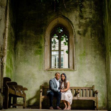 ST Dunstans in the east - pre wed-olivinestudios