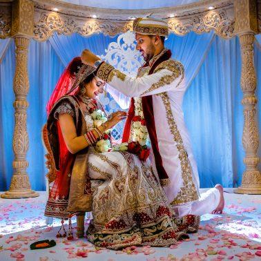 Allianz park - asian wedding