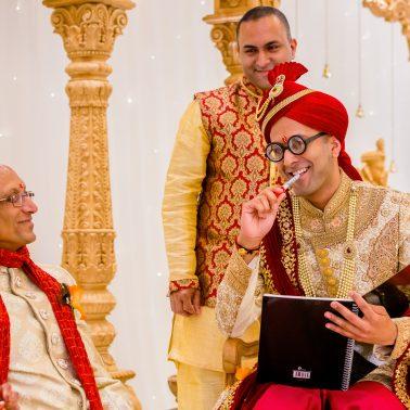 Hindu weddings at oshwal centre potters bar