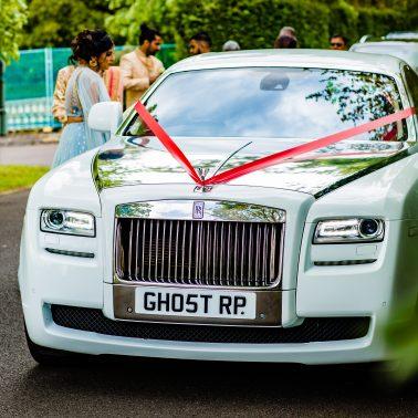 wedding car hire rolls Royce