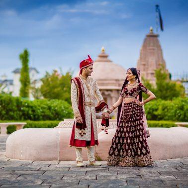 Oshwal centre gujarati wedding