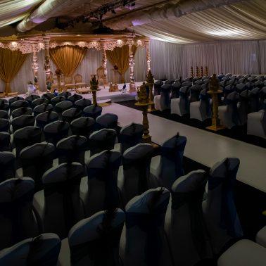 Tewin Bury Farm weddings- Avari Events-Mandap