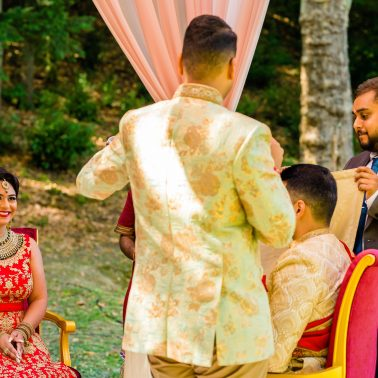 Beautiful Asian and Indian Wedding Photography by olivine studios