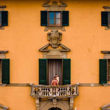 Asian wedding photographers in italy