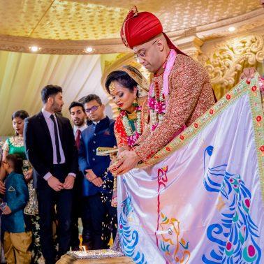 Hindu wedding photographers in London-Olivine studios