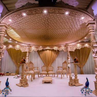 Avari Events-wedding mandaps