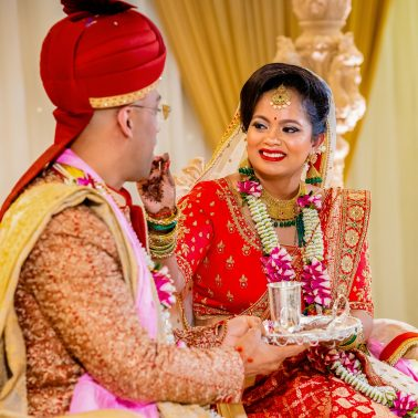 Asian wedding photography at Tewin Bury Farm hotel