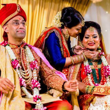 Hindu wedding photography at Tewin Bury Farm