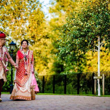Indian wedding at Tewin Bury Farm