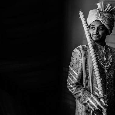 Hindu wedding Groom
