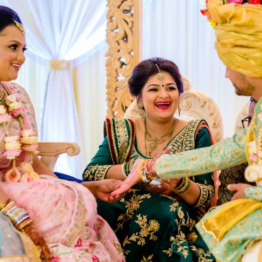 Documentary hindu wedding photographer in London