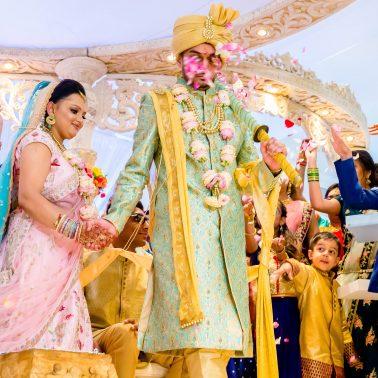 Phera ceremony - Hindu weddings