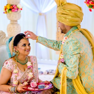 Indoor ceremony in Hindu weddings-Olivine Studios
