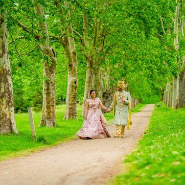 Asian weddings at Willesden Mandir- Olivine Studios