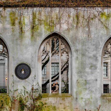 Pre wed shoot in London - olivine studios